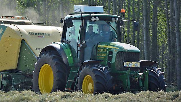 Tractoren en agrarische voertuigen - EcoChiptuning specialist Noord-Nederland